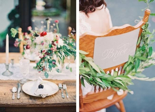 Blackberry Woods Wedding Inspiration at Villa Woodbine - Michelle March Photography 13