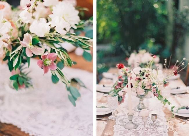 Blackberry Woods Wedding Inspiration at Villa Woodbine - Michelle March Photography 15