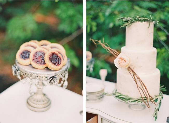 Blackberry Woods Wedding Inspiration at Villa Woodbine - Michelle March Photography 19