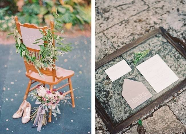Blackberry Woods Wedding Inspiration at Villa Woodbine - Michelle March Photography 5