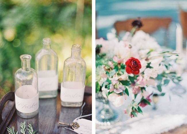 Blackberry Woods Wedding Inspiration at Villa Woodbine - Michelle March Photography 7