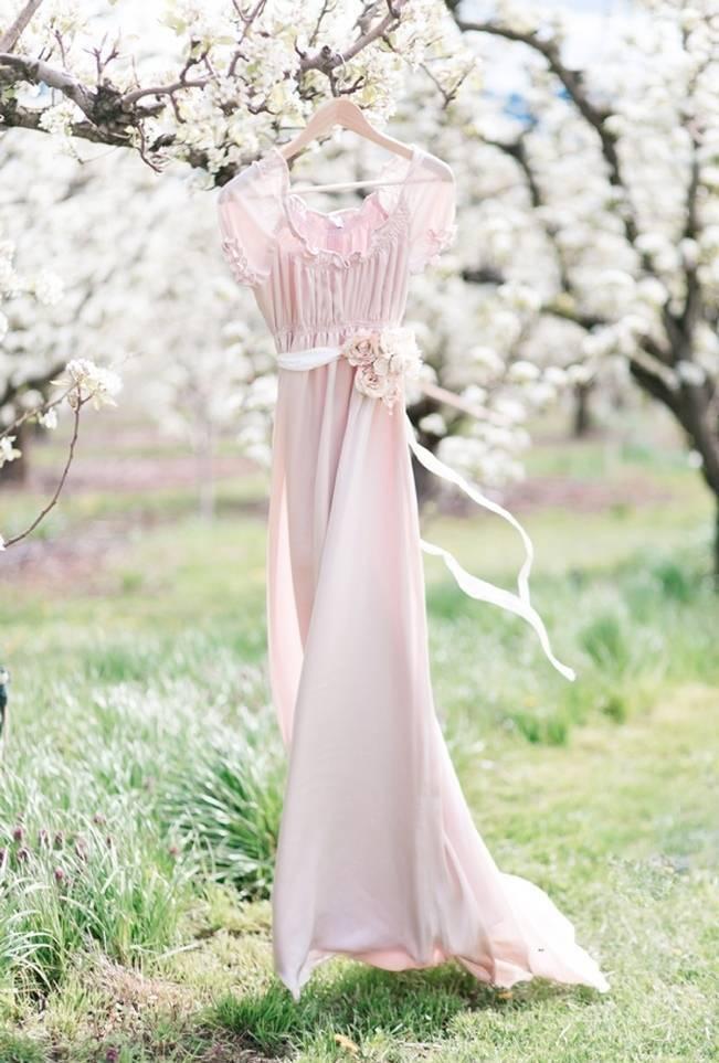 Blossoming Blush Orchard Elopement {Organic Album} 1
