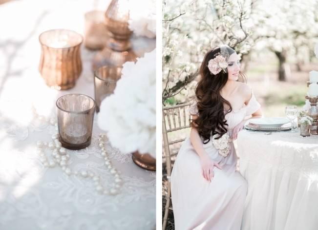 Blossoming Blush Orchard Elopement {Organic Album} 19