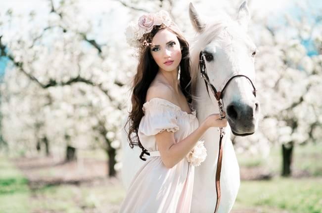 Blossoming Blush Orchard Elopement {Organic Album} 3