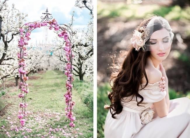 Blossoming Blush Orchard Elopement {Organic Album} 4