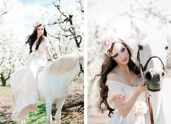 Blossoming Blush Orchard Elopement {Organic Album} 6