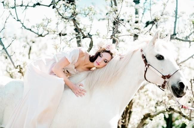 Blossoming Blush Orchard Elopement {Organic Album} 9