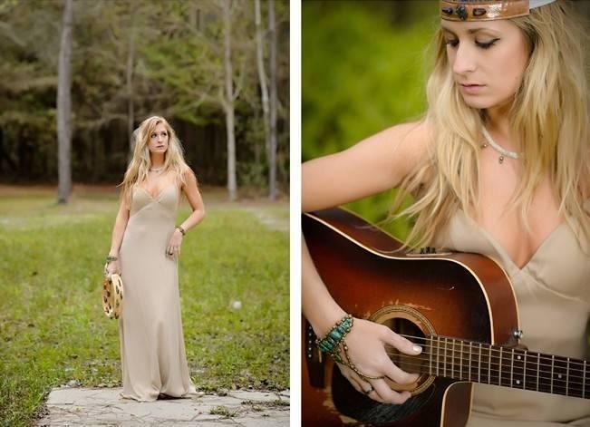 Bohemian Gypsy Bridal Inspiration {Pure Sugar Studios} 16
