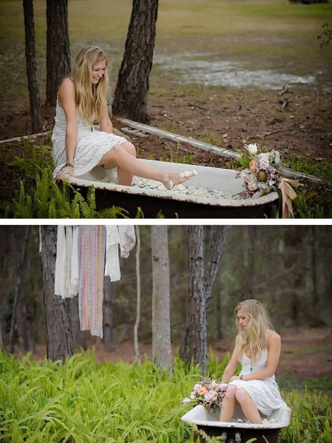 Bohemian Gypsy Bridal Inspiration {Pure Sugar Studios} 17