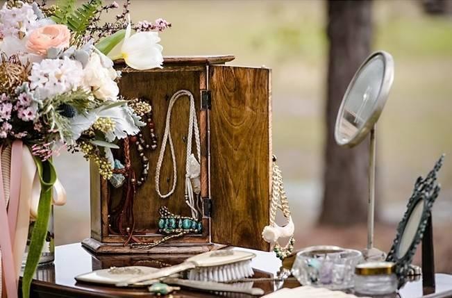 Bohemian Gypsy Bridal Inspiration {Pure Sugar Studios} 18