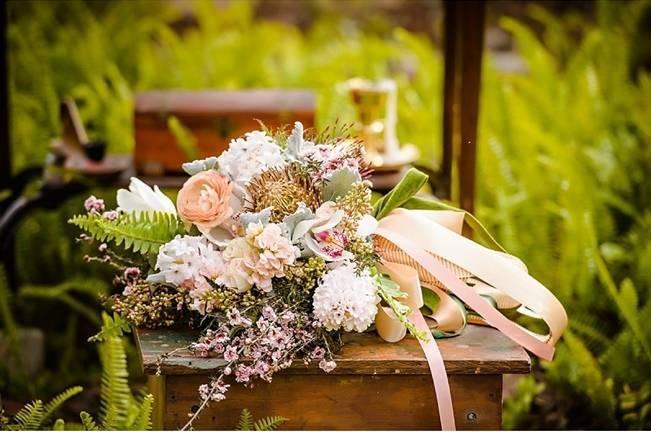 Bohemian Gypsy Bridal Inspiration {Pure Sugar Studios} 7