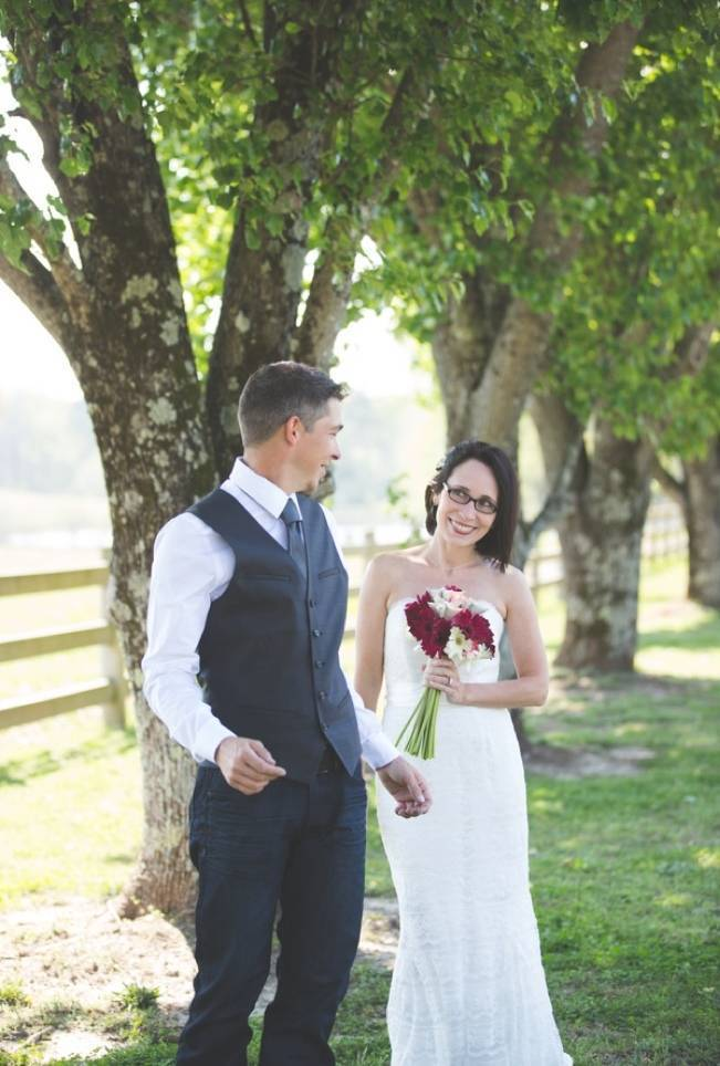 DIY Georgia Farm Wedding {Katie Snyder Photography} 7