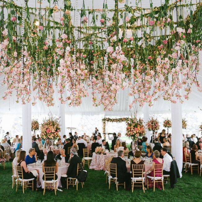 Inspirational Hanging Floral Installations 10