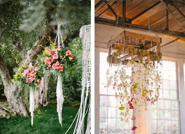 Inspirational Hanging Floral Installations 2