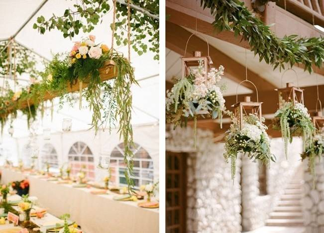 Inspirational Hanging Floral Installations 4