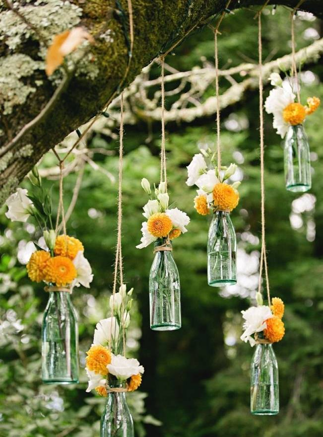 Inspirational Hanging Floral Installations 5