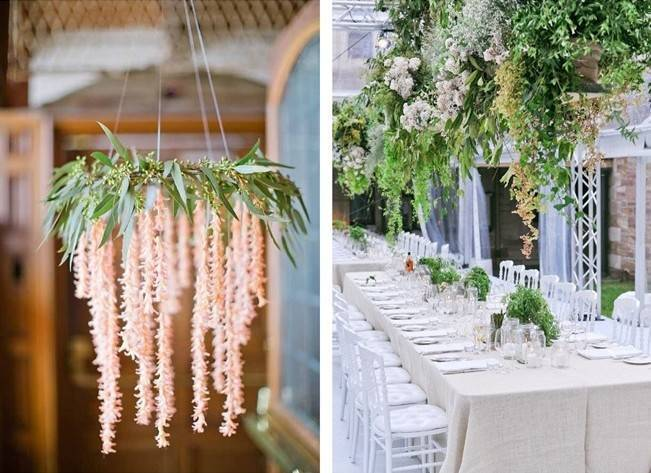 Inspirational Hanging Floral Installations 8