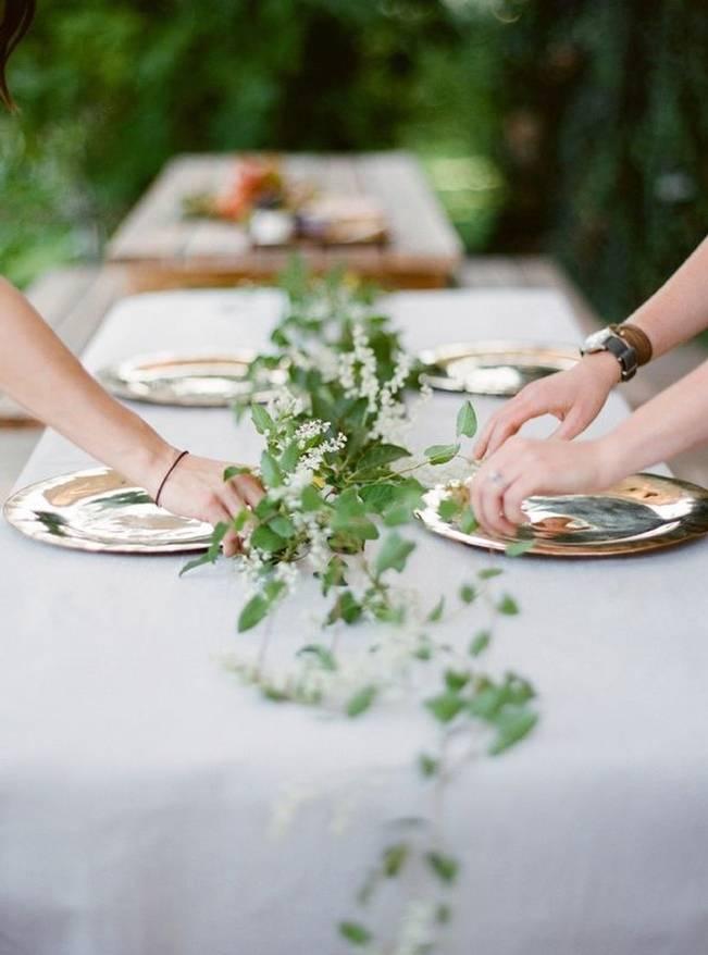 Simple DIY Wedding Centerpiece Ideas 1