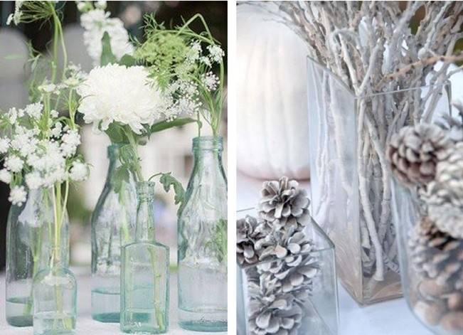Simple DIY Wedding Centerpiece Ideas 6