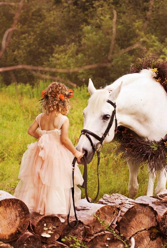 Autumn Fairytale Bride at Timber Hill Farm {Lis Photography}