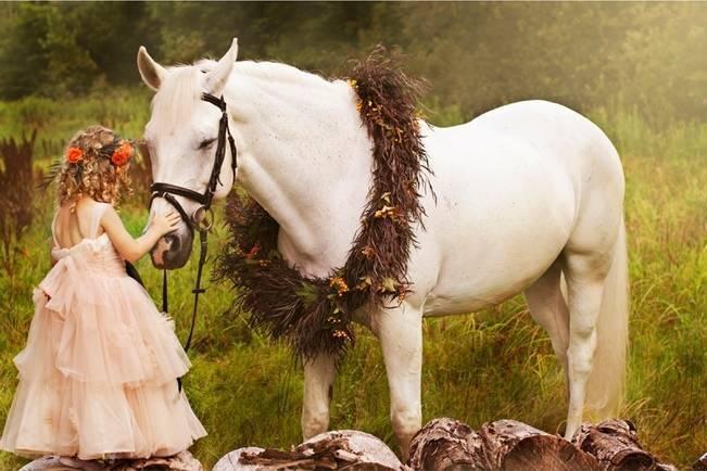 Autumn Fairytale at Timber Hill Farm {Lis Photography} 8