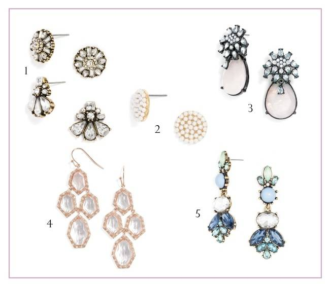 BaubleBar Jewelry for You and Your Bridal Party (Warning: Obsession May Occur)