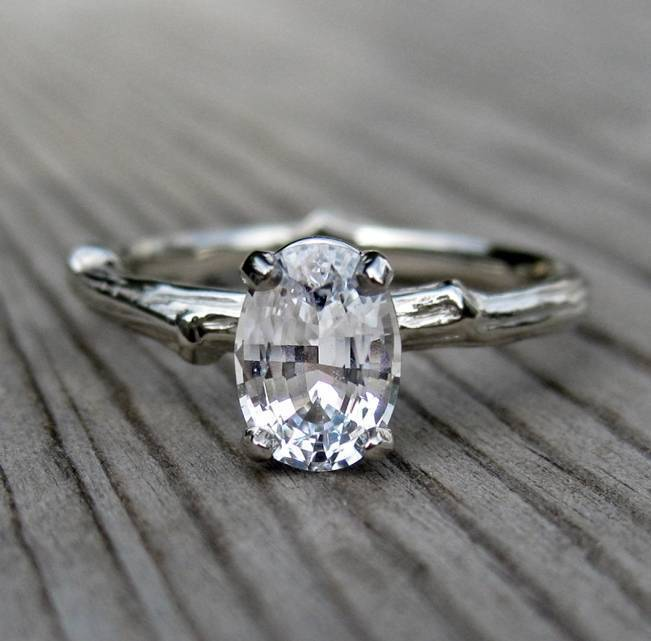 Beautiful Bachelorette-Inspired Oval Engagement Rings 1
