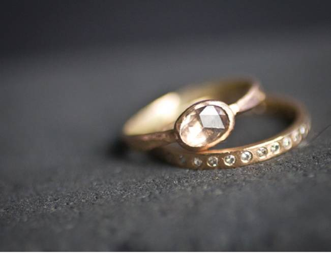 Beautiful Bachelorette-Inspired Oval Engagement Rings 3