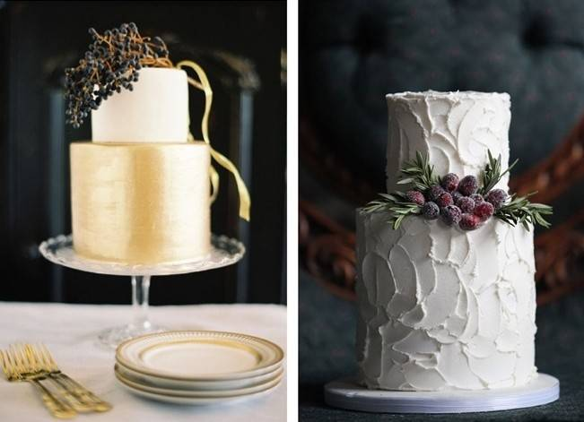 Berry Wedding Cake Ideas 11