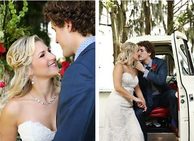 Florida Glamping Styled Wedding {Heather Rice Photography} 10