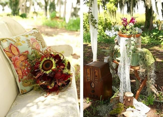 Florida Glamping Styled Wedding {Heather Rice Photography} 13