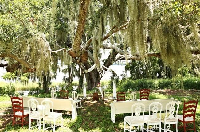 Florida Glamping Styled Wedding {Heather Rice Photography} 14