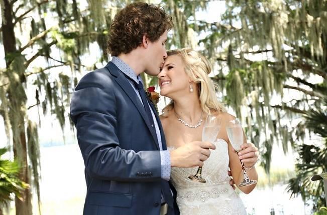 Florida Glamping Styled Wedding {Heather Rice Photography} 18