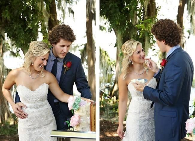 Florida Glamping Styled Wedding {Heather Rice Photography} 19