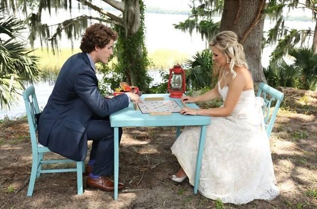 Florida Glamping Styled Wedding {Heather Rice Photography} 20