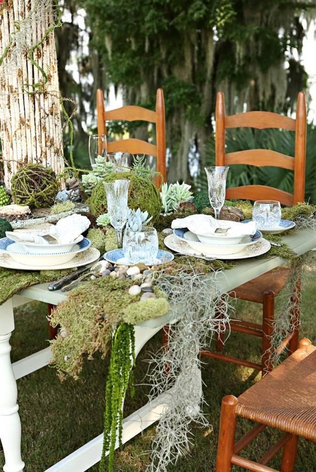 Florida Glamping Styled Wedding {Heather Rice Photography} 4