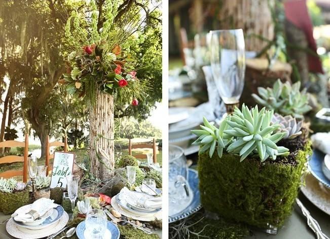 Florida Glamping Styled Wedding {Heather Rice Photography} 6