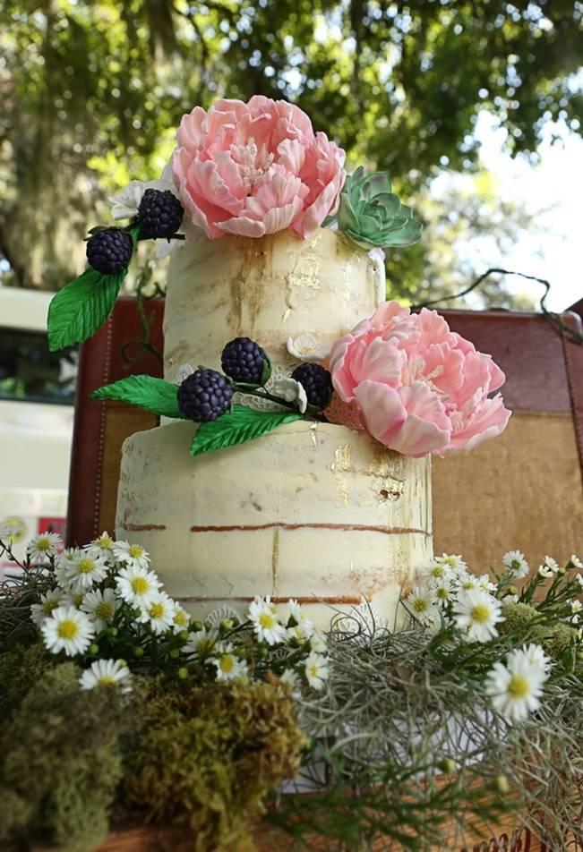 Florida Glamping Styled Wedding {Heather Rice Photography} 9