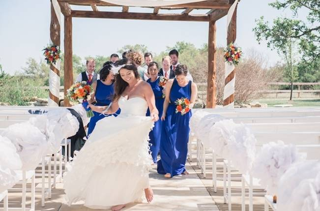 Music-Themed Scottish Wedding in Texas {Rememory Photography} 11