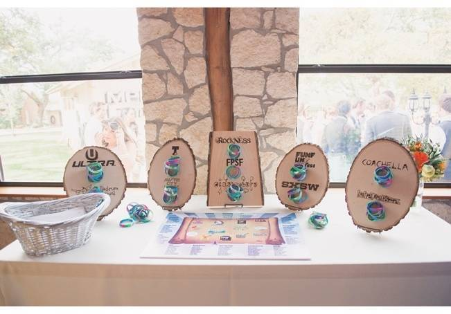 Music-Themed Scottish Wedding in Texas {Rememory Photography} 14