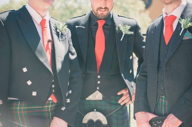 Music-Themed Scottish Wedding in Texas {Rememory Photography} 5
