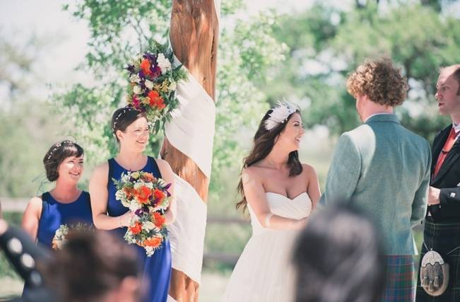 Music-Themed Scottish Wedding in Texas {Rememory Photography} 7