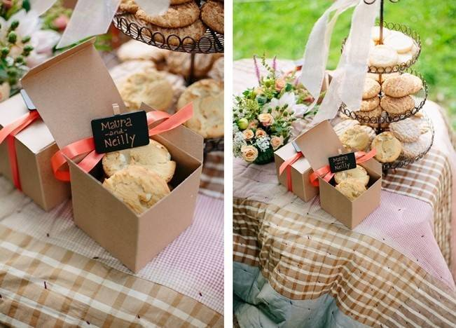 Romantic Vermont Country Wedding Style {The Light + Color} 9