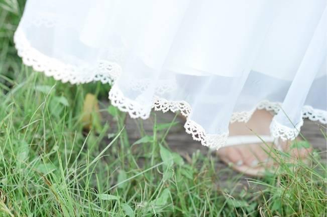 Sustainable River Island Wedding {Meg Wilson Photography}