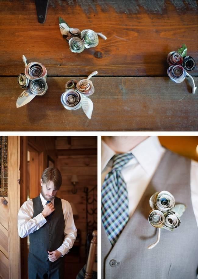 Sustainable Wedding on River John's Island {Meg Wilson Photography} 4