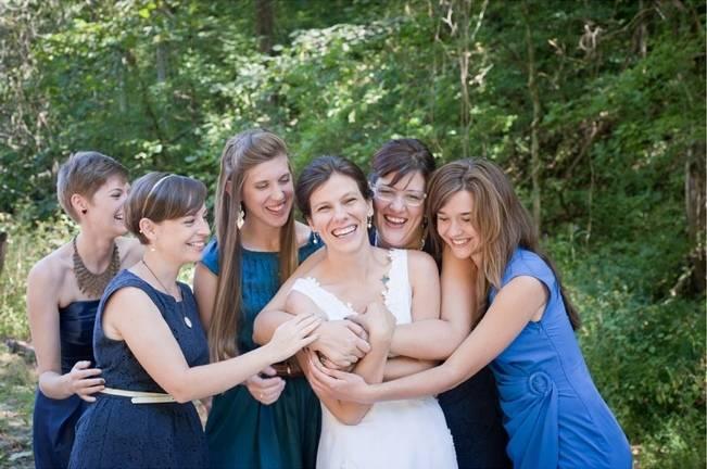 Sustainable Wedding on River John's Island {Meg Wilson Photography} 5