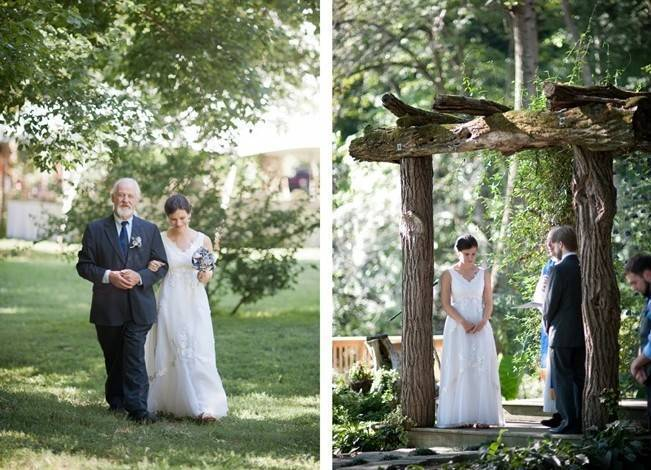 Sustainable Wedding on River John's Island {Meg Wilson Photography} 8