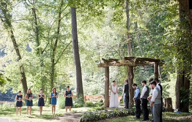 Sustainable Wedding on River John's Island {Meg Wilson Photography} 9