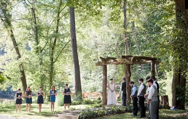 Sustainable Wedding on River John's Island {Meg Wilson Photography} 9