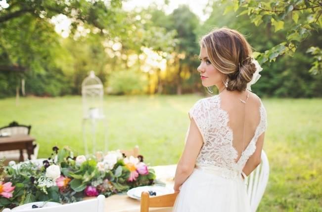 Sweet, Carolina Summer Wedding Style {Bailey Smith Photography} 10